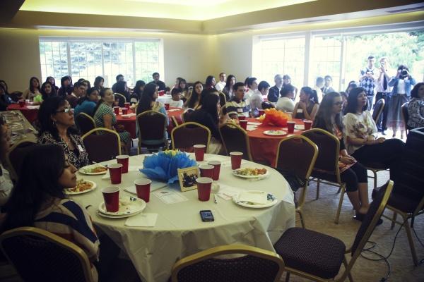 MAA Cohort 2012-2013 - Banquet