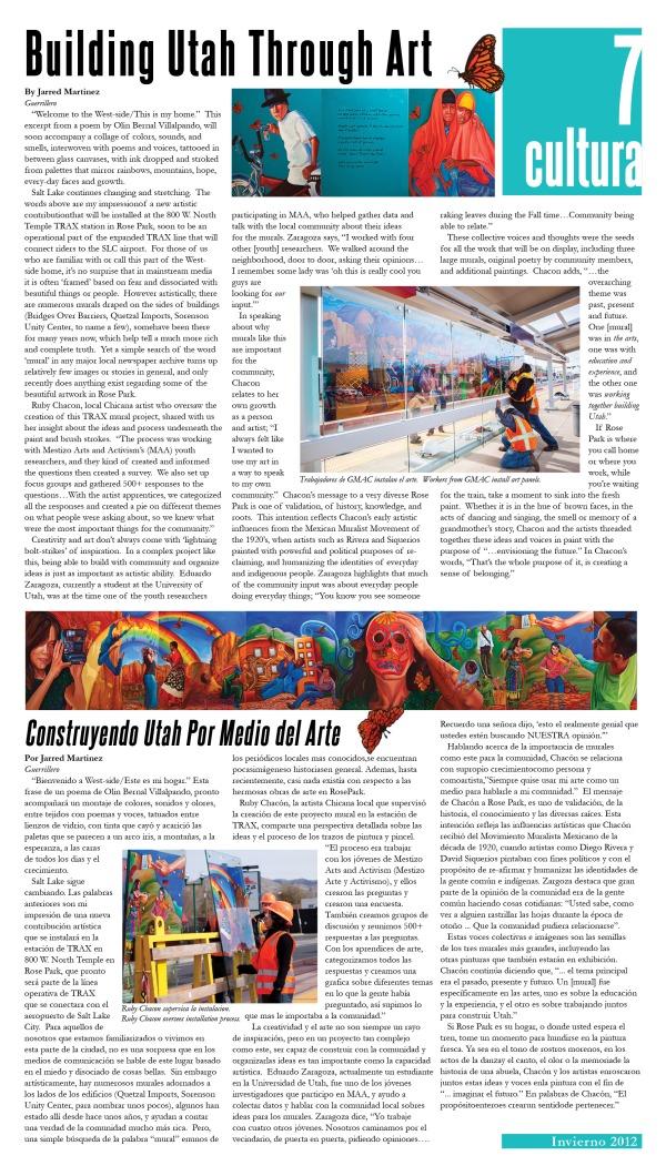 page 7 Building Utah Through Art